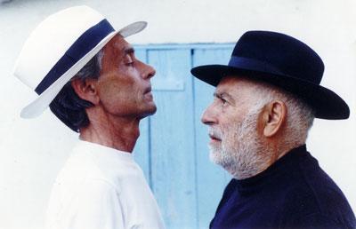 Riccardo Caporossi & Claudio Remondi - Photocredits: Pino Le Pera - Tutti i diritti riservati