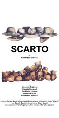 scarto Riccardo Caporossi tutti i diritti riservati